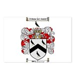 Thomas Coat of Arms Postcards (Package of 8)