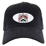 Thomas Coat of Arms Black Cap