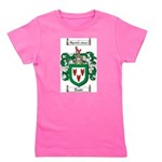 Todd Coat of Arms Girl's Tee