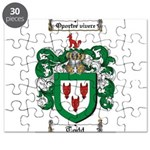 Todd Coat of Arms Puzzle