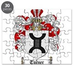 Turner Coat of Arms Puzzle