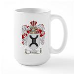 Turner Coat of Arms Large Mug