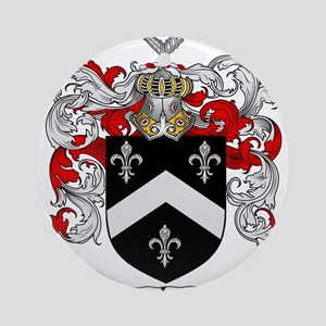 Vaughan Coat of Arms Ornament (Round)