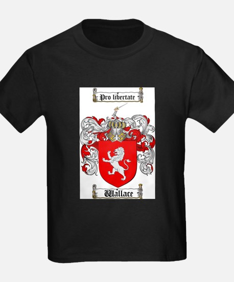 Wallace Coat of Arms T