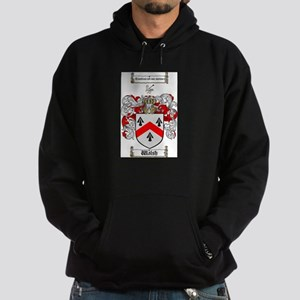 Walsh Coat of Arms Hoodie (dark)