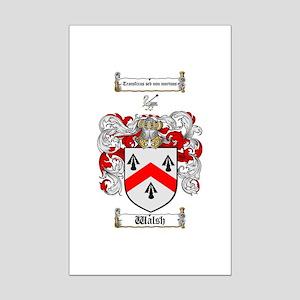 e590e7bbfbd8 Family Crest Posters - CafePress