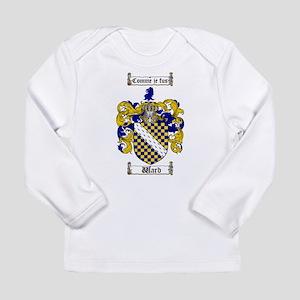 Ward Coat of Arms Long Sleeve Infant T-Shirt