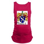 Webster Coat of Arms Maternity Tank Top
