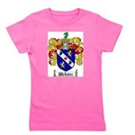 Webster Coat of Arms Girl's Tee