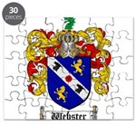 Webster Coat of Arms Puzzle