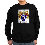 Webster Coat of Arms Sweatshirt (dark)