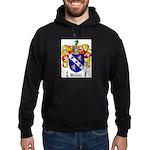 Webster Coat of Arms Hoodie (dark)
