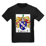 Webster Coat of Arms Kids Dark T-Shirt