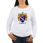 Webster Coat of Arms Women's Long Sleeve T-Shirt