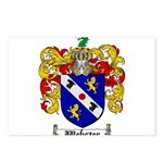 Webster Coat of Arms Postcards (Package of 8)