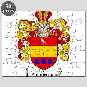 ZIMMERMAN Puzzle