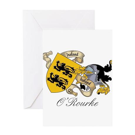 ORourke.jpg Greeting Card