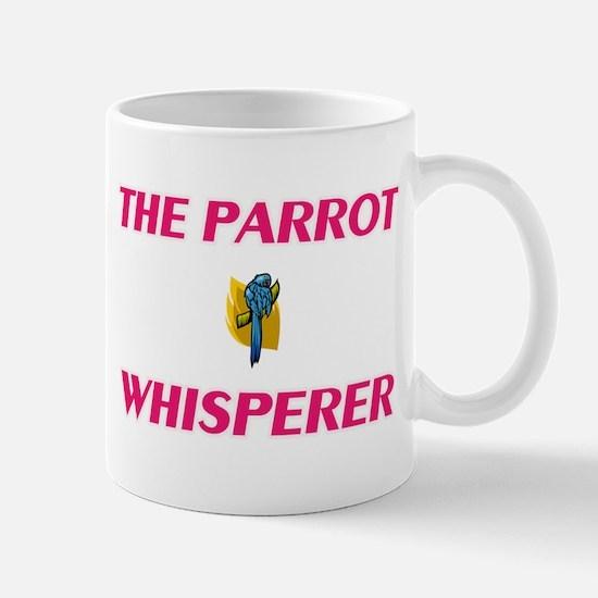 The Parrot Whisperer Mugs