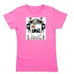 O'Kennelly Coat of Arms Girl's Tee