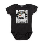 O'Kennelly Coat of Arms Baby Bodysuit