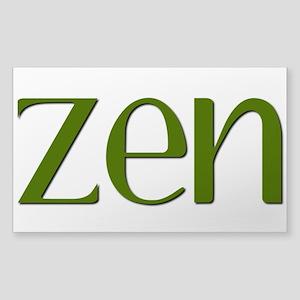 Zen Parent Sticker