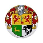 OSullivan (Kerry)-Irish-9.jpg Ornament (Round)
