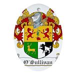 OSullivan (Kerry)-Irish-9.jpg Ornament (Oval)