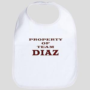 Property of team Diaz Bib