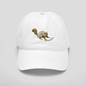 f7cc9ec3846da Pirate Squirrel Hats - CafePress