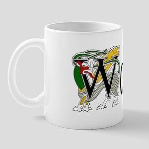 Walker Celtic Dragon Mug
