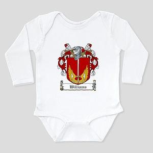 Williams (1603)-Irish-9.jpg Long Sleeve Infant Bod