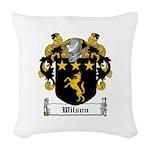 Wilson-Irish-9 Woven Throw Pillow