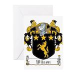 Wilson-Irish-9 Greeting Cards (Pk of 20)