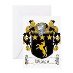 Wilson-Irish-9 Greeting Card