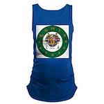 Tuohy Irish Coat of Arms Maternity Tank Top