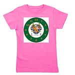 Tuohy Irish Coat of Arms Girl's Tee