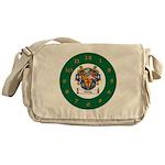 Tuohy Irish Coat of Arms Messenger Bag
