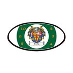Tuohy Irish Coat of Arms Patches