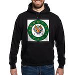 Tuohy Irish Coat of Arms Hoodie (dark)