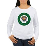 Tuohy Irish Coat of Arms Women's Long Sleeve T-Shi