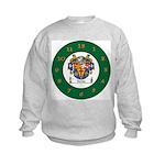 Tuohy Irish Coat of Arms Kids Sweatshirt