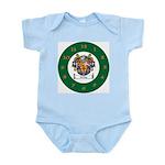 Tuohy Irish Coat of Arms Infant Bodysuit
