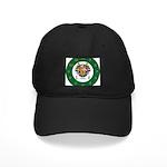 Tuohy Irish Coat of Arms Black Cap