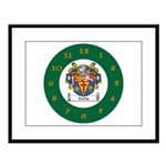 Tuohy Irish Coat of Arms Large Framed Print