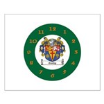 Tuohy Irish Coat of Arms Small Poster