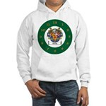 Tuohy Irish Coat of Arms Hooded Sweatshirt