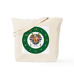 Tuohy Irish Coat of Arms Tote Bag