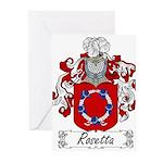 Rosetta_Italian.jpg Greeting Cards (Pk of 20)