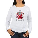 Rosetta_Italian.jpg Women's Long Sleeve T-Shirt