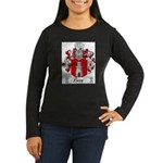 Rosso_Italian.jpg Women's Long Sleeve Dark T-Shirt